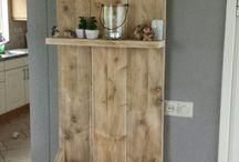 Stijgerhout Decoratie