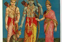 India Vintage Prints