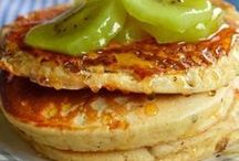 Tortitas de Yogurt