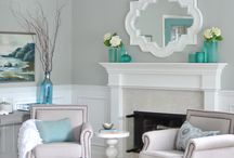 Magnificent Mantels / Fireplaces