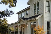 House Exterior / by Sandy Fights