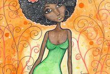 blackgirl illustrations