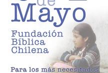 Campañas de Fundraising / Afiches de colectas y otras campañas de recaudación de fondos. / by Sociedad Biblica Chilena