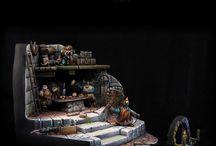 Fantasy Dioramas