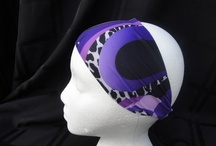Headbands / Woman and girls non-sliding, non-slipping headbands. Volleyball, cheer leading, softball, name your sport. For every sport or everyday wear. https://www.facebook.com/pages/Sporty-Chix-Headbands/169871669749222?sk=info / by Lisa St John