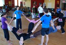 Team Building Yoga