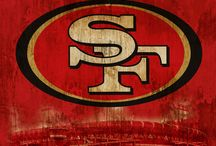 Niners Nation / by Brianna Ruth