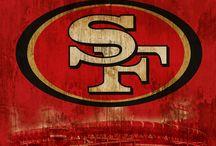 49ers!  / by Janice Enriquez