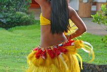 Danse Polynésienne - Tahitian Dance
