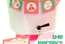 Ideas for a Baby Shower / by Carrie Funk