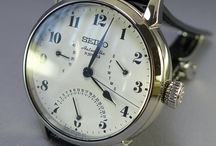 Watches / Historic, vintage and modern