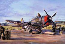 Aircraft Art Work