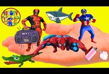 "Superhero108TV / Hello,you're on SuperHero  108TV "" On this channel you will see interesting stories obout cartoon  characters : Spider-Man ,  Frozen Elsa  , Deadpool , Wolverine , Hulk , Gaptain america , Pink Spidergirl , Batman ,  Joker  , Maleficent , etc. lt is a fantastic world of cartoon  characters In Real Life! Be sure to hit that subscribe  button for  a easier  access to  the  coming up videos"
