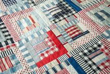 Man quilts / Not forgetting the men! Ideas for 'manly' quilts.