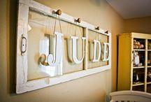 Woody Bedroom Nursery