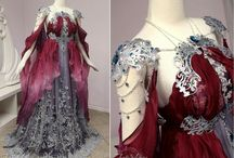 Fantasy dress