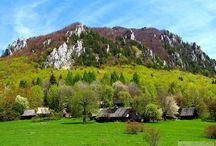 Slovensko - príroda