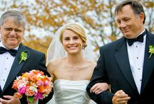 Family Wedding Photos / Father Daughter Dance? Mother pinning a corsage on the groom? What are the must have family photos for your wedding?