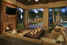 Outdoor Kitchens / Outdoor Living. / by Christina Smiley