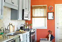 Kitchen makeover / by Lindsay Line