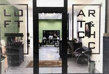 Loft 47 - Art & Chic /  OPEN ART - CLOTHING SHOP - HAIR STYLE