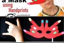 karneval masky