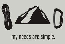 rock climb my style