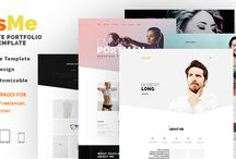 Creative Multipage Muse Theme / It's me – stylish Adobe Muse template designed for any portfolio websites. Our simple and clean theme is perfect for creative agency, freelancers, artists, designers, photographers or any others creative people. Besides, it will be a great find for trainers of fitness, yoga or dance. View and buy - http://themeforest.net/item/its-me-creative-multipage-portfolio-muse-theme/14023156?ref=torbara