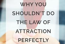 Law of Attraction (Others Pins) / Law of Attraction & Manifesting