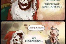 Webcomics and funnies