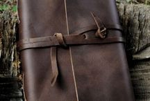 Leather journals inspired