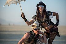 Burning Man Costume Tom
