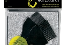 Haircoloring Kits / by Colortrak Color Accessories