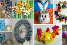 Diy Egg Carton Crafts