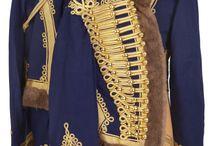 Huszár ruha