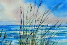 Landscape / Watercolour