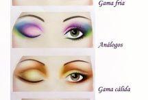 Tips Makeup / Fotos de trucos para facilitar el Maquillaje