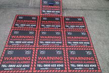 RS1 Scaffold Alarms / Various pictures