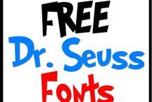 Top Teacher loves DOCTOR SEUSS
