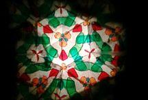 Caleidoscopio pattern