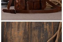 Messeger bag leather