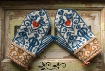 knitting for hands