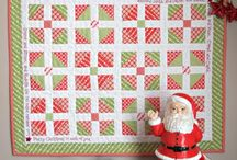 Quilt Fabric Delights Xmas in July / Every Year Sarah at Quilt Fabric Delights holds a Xmas in July Online Event here are some of the patterns this year and few from past years.
