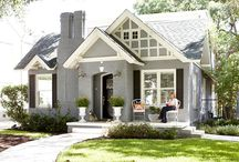 Style of homes and gardens