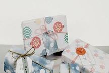 Wrapping Gifts Ideas / Wrap it up pretty