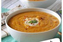 Recipes soupes