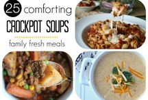 Crockpot / Slow Cooker Meals - Easy, Good & Healthy Recipes / I want to make more crockpot meals - save time and have yummy leftovers from my slow cooker. Recipes that I'd share with a girlfriend :) Girlfriendology.com