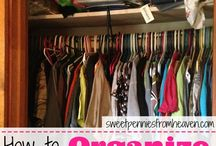 OPERATION: CLOSET ORG 2014 / by Amy Soto