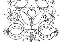 Schwalm patterns