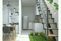Kitchen Backyard Design